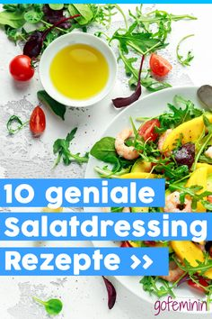 Salad dressing: From classic with honey to exotic with sesame - Salad dressing: 10 brilliant recipes from low-calorie to exotic - Vinaigrette, Tapas, Sandwich Sauces, B Food, Sesame, Roasted Carrots, Calories, Eating Habits, Sauces