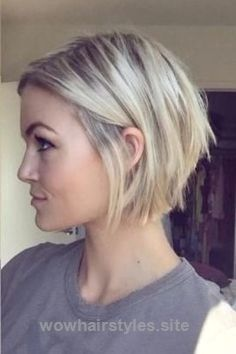 Choppy Short Inverted Bob…  http://www.wowhairstyles.site/2017/07/27/choppy-short-inverted-bob/