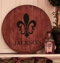 Hey, I found this really awesome Etsy listing at https://www.etsy.com/listing/170911063/personalized-kentucky-bourbon-barrel
