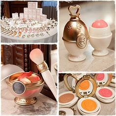 Very beautiful makeup packaging! Les Merveilleuses de Laduree - http://amzn.to/2fDgJKk