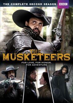 l_2733252_90a6b830 Second Season, Season 2, Howard Charles, Bbc Musketeers, Luke Pasqualino, Tom Burke, High Stakes, Bbc One, Favorite Tv Shows