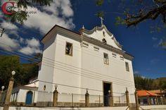 Conservatória, distrito de Valença  (RJ) - Brasil - Igreja Santo Antônio