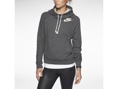 The Nike Rally Women's Pullover Hoodie.
