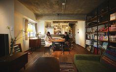 東京懷舊工業風公寓改造 - DECOmyplace