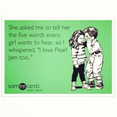 ...and they lived happily ever after #pearljam