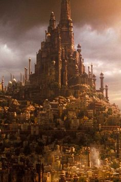 City of the sands