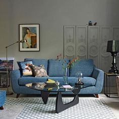 Discover stylish living room design ideas on HOUSE - design, food and travel by House & Garden. From colour to decor, living room pictures to inspire.