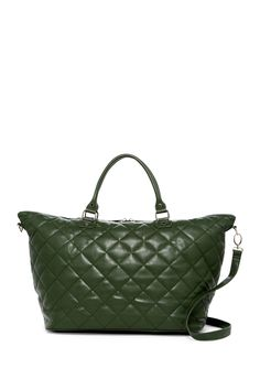 Quilted Weekend Bag by Deux Lux on @HauteLook