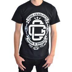 Good Charlotte Young & Hopeless T Shirt (Black)