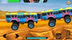 Racing Games For Kids - Monster School Bus Racing Games For Children - Video Games For Kids Racing Games For Kids, Video Games For Kids, Monster School, Race Cars, Monster Trucks, Children, Drag Race Cars, Young Children, Kids