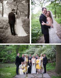 Columbus Park Refectory | Chicago Wedding Photographer Gina DeConti | © imaginativestudios.com