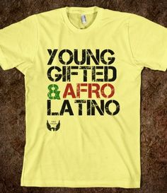 Young Gifted & Afro Latina.    Want, should I get it?