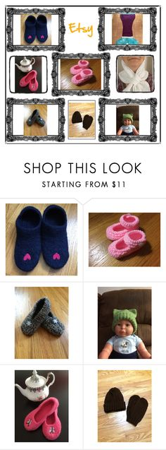 """""""Gallery of the CozeeQuilts"""" by blingauto ❤ liked on Polyvore featuring etsy and lavostradolcevita"""