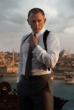 James bond-Daniel Craig