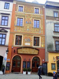 Cafe Trybunalska, Stare Miasto, Lublin | Trybunalska Cafe, Old Town, Lublin #cafetrybunalska #trybunalska #oldtown #lublin #polska #poland #travel #seeuinpoland