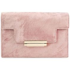 VELVET COCKTAIL CLUTCH ❤ liked on Polyvore featuring bags, handbags, clutches, velvet purses, special occasion clutches, holiday purse, evening clutches and pink purse