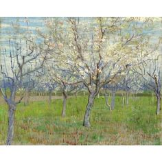 De roze boomgaard - Vincent van Gogh - Woonaccessoires - WinjeWanje Interieurs