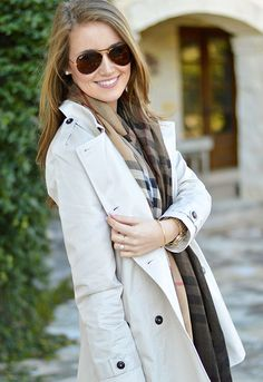 trench coat cuteness || a lone star state of southern