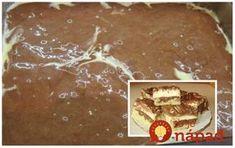 Brownie brownies v hrnku Tiramisu, Brownies, Rum, Pudding, Cookies, Cake, Sweet, Food, Basket