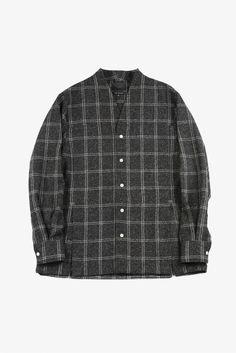 IISE - 4 Panel Shirt-Black