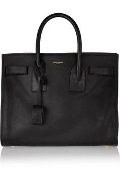 SAINT LAURENT Sac De Jour small leather tote $3558.63 http://www.net-a-porter.com/products/405379
