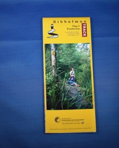Map 5 - Pemberton | Bibbulmun Track