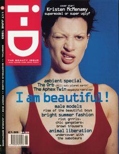 beauty files | i-D Magazine
