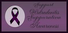 Start a non-profit for Hidradenitis Supprativa awareness