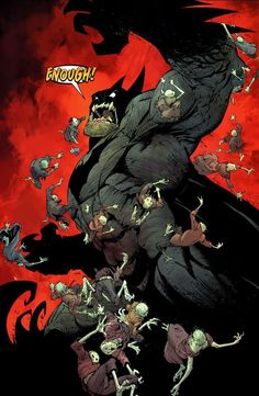Batman New 52 Issue 6