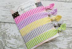 Items similar to Elastic Hair Ties - chevron hair ties - creaseless hair ties on Etsy Creaseless Hair Ties, Elastic Hair Bands, Preppy, Chevron, Coin Purse, Etsy, Coin Purses, Preppy Style, Purse