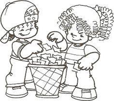 AMO A EDUCAÇÃO INFANTIL: BONS MODOS E REGRAS DE CONVIVÊNCIA Coloring Sheets For Kids, Coloring Pages, Class Rules, Grammar Book, Green Craft, Preschool Worksheets, Science Activities, Earth Day, Teaching Kids