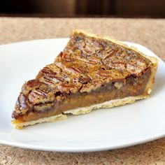 The perfect pecan pie!