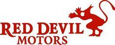 Red Devil Motors: Ambassador Super S 1959 British Motorcycles, Triumph Motorcycles, Vincent Black Shadow, Michelin Man, Enfield Motorcycle, Motorcycle Design, Royal Enfield, Devil, Harley Davidson