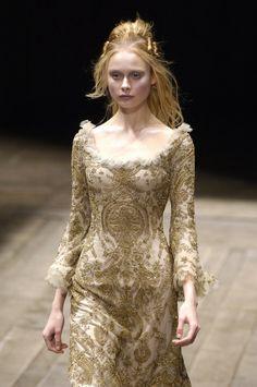 Myrcella Baratheon - Alexander McQueen Fall 2006