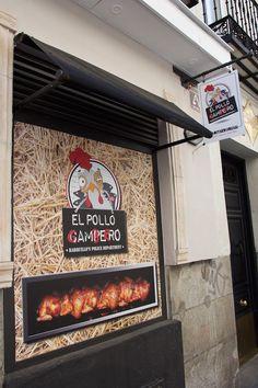 El pollo gamberro- Barquillo 34 (Chueca). T 91 765 32 48. Cerrado D de noche y L. Precio medio 20 €