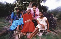 1981 - Boney M. on Jamaica (Marcia Barrett, Maizie Williams, Bobby Farrell, Liz Mitchell)