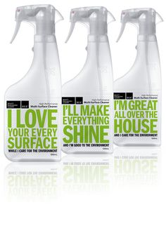 Multi-surface Cleaner. B_E_E has created this Multi-Surface Cleaner to be safe on all food preparation surfaces and not harmful to children. While it's perfect for kitchen benches, appliances, and stainless steel, it's also a whiz in the bathroom and on those hard-to-clean tiles.