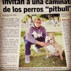 #OriginalBully customers are making #headlines in #Mexico ! Keep up the good work representing a positive #bully image! #pitbulls #dogs #pets #americanbully #dontbullymybreed #ogb #ogbully#inbullywetrust #ilovemydog