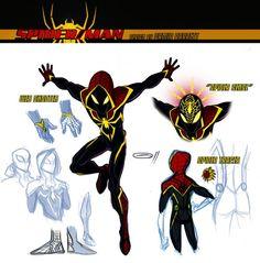 Most awesome alternate fan costume ever, by Samir Barett