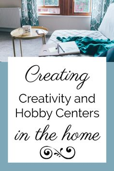 Creativity and Hobby Centers in the Home #hobbies #creativity #home Baking Center, Block Center, Vinyl Record Collection, Wood Games, Great Place To Work, Vinyl Tablecloth, Antique Desk, Reading Nook, Cool Lighting