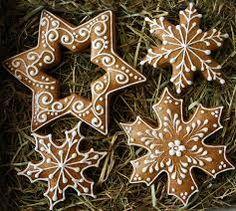 Znalezione obrazy dla zapytania pierniczki świąteczne wzory