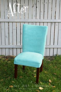 painted upholstery tutorial - the result is softer than others I've seen @Mary Bomquist we need to find this paint