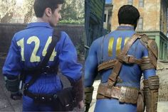 how to make a fallout 4 costume leather belt set wo shoulder