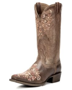 Ariat Women's Ardent Boot - Terra Brown  http://www.countryoutfitter.com/products/90756-womens-ardent-boot-terra-brown