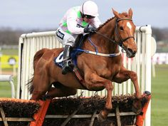 Annie Power easily accounts for her rivals on Day 1 of the Aintree meeting.