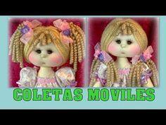 CUERPO DE LA MUÑECA KUKI DE manualilolis video- 264 - YouTube