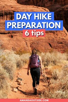 Going on a day hike? These are some of the things that I do at home to prepare for day hiking. Preparation is so important, no matter how long the hike. This list goes over some of the ways I prepare not only my gear but also my physical and mental state before a hike. Read the full list before you hit the trail! Backpacking Tips, Hiking Tips, Camping And Hiking, Hiking Gear, Camping Tips, Book Cheap Hotels, Best Hiking Backpacks, Hiking Training, Hiking Quotes