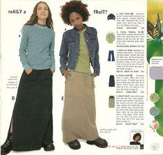 8a6e0e718a2 delias ad Early 2000s Fashion