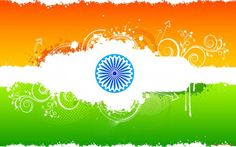 Free Download of Republic Day Image 2017 with Tiranga Decoration