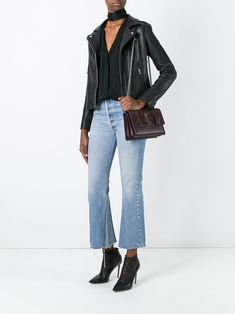 Ysl College, College Bags, Satchel Bag, Mom Jeans, Yves Saint Laurent, Search, Google, Pants, Fashion
